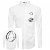MCQ Alexander McQueen Long Sleeved Shirt White